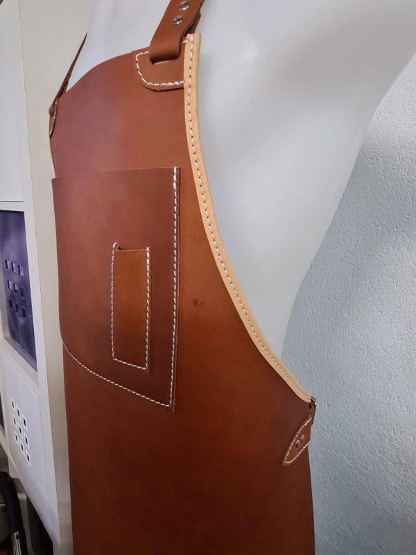 apron side